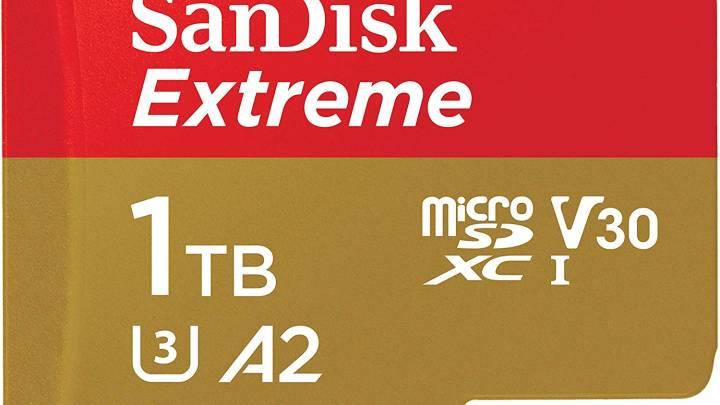 SanDisk 1TB MicroSD Card Price