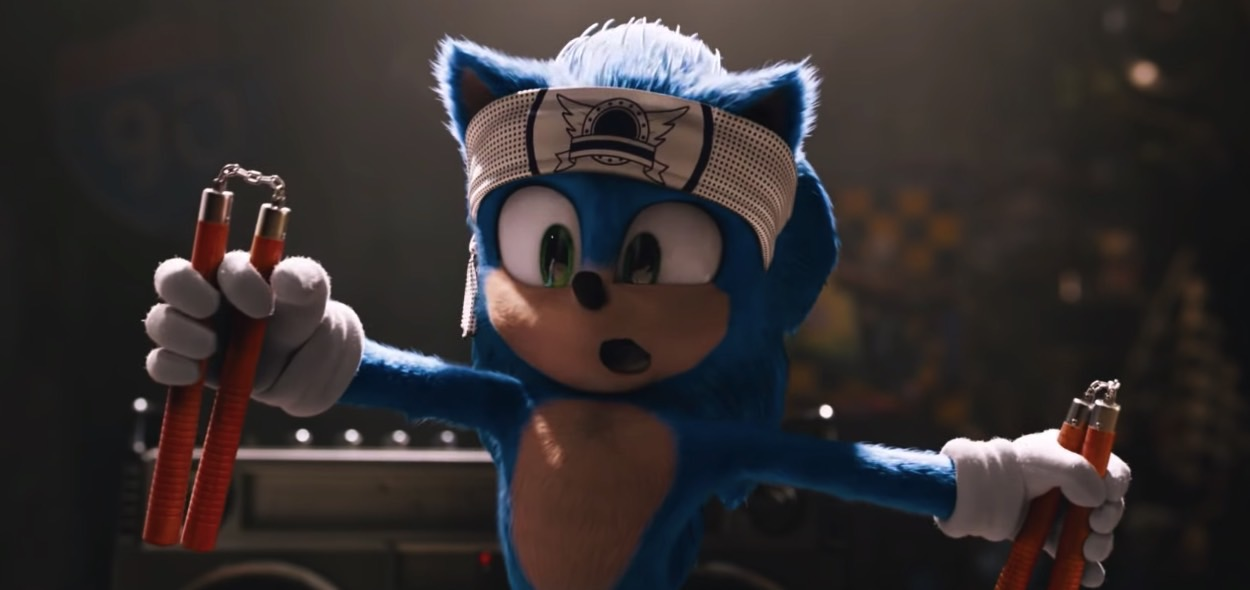 Paramount Didn T Actually Spend A Lot On The Sonic The Hedgehog Movie Bgr