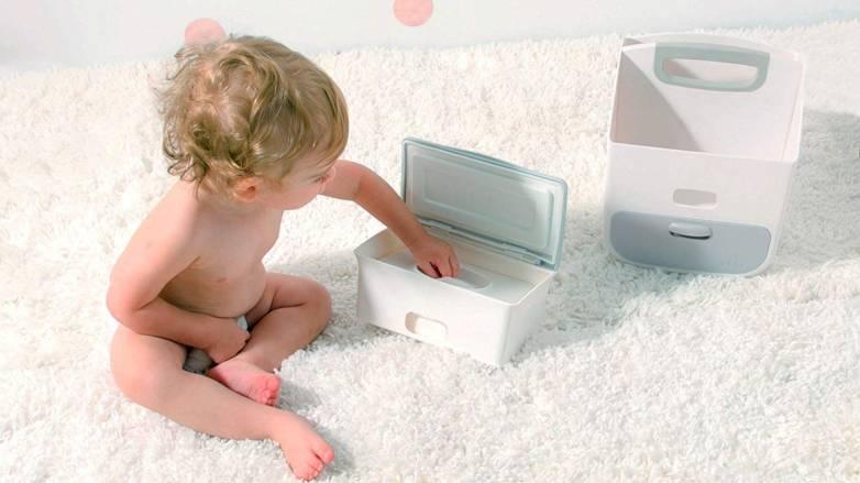 Best Baby Wipe Dispenser