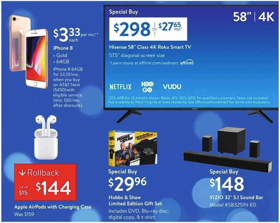 Walmart Kicked Off A 3 Day Pre Black Friday Sale Here Are The Best Deals Bgr