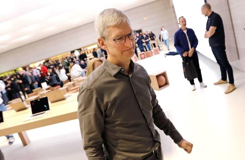 Apple housing crisis