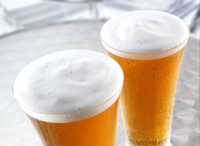 best beer foam