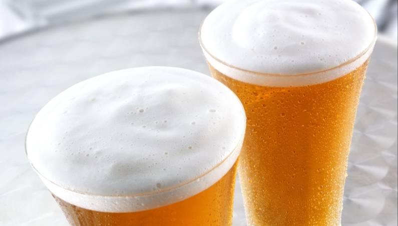 best beer foam