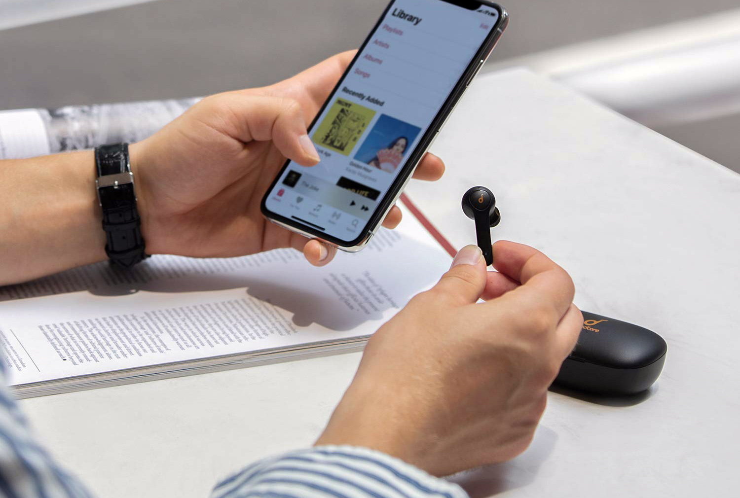 Anker's Soundcore Life P2 earbuds sound better than AirPods for $47