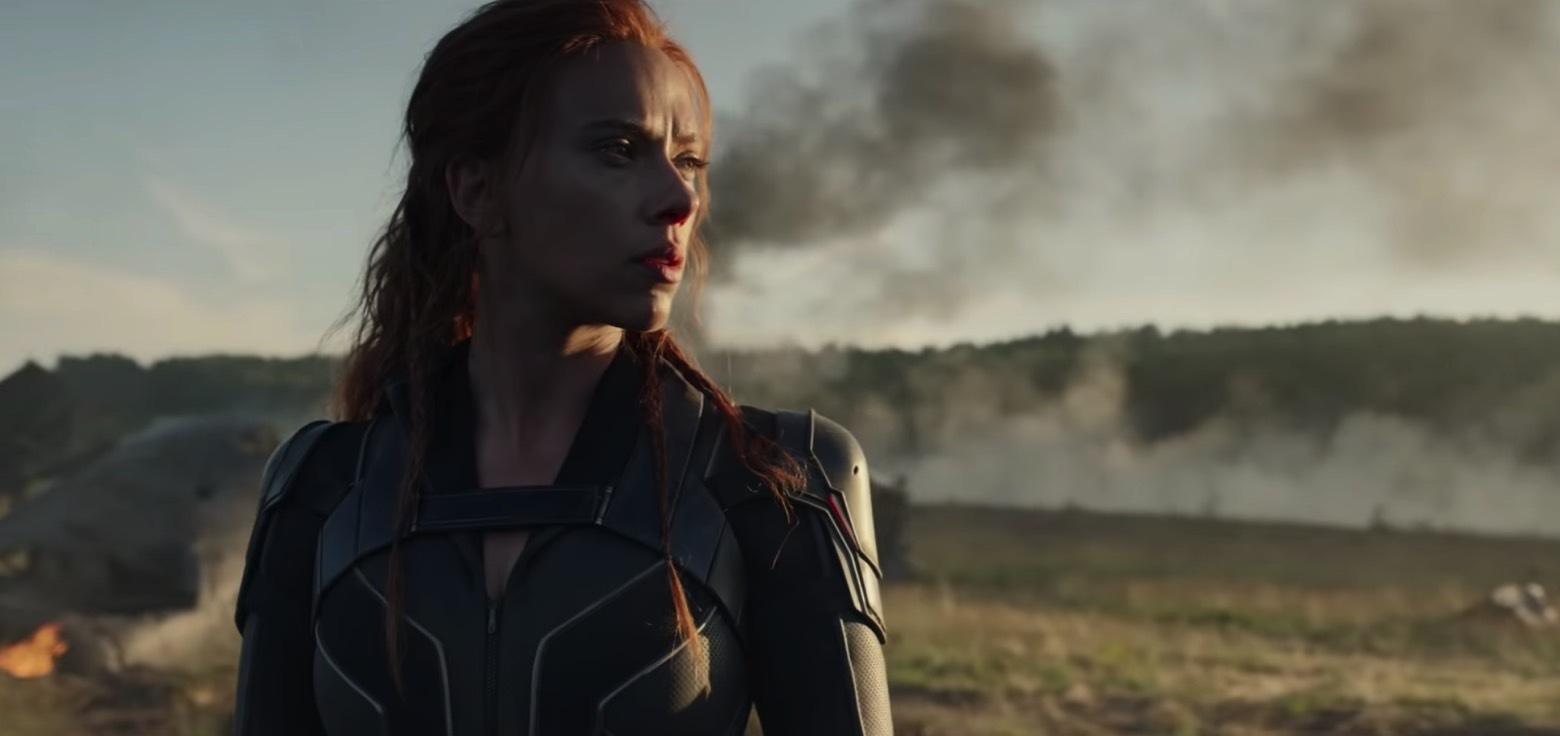 'Black Widow' and all the new movie trailers you need to watch from this past week