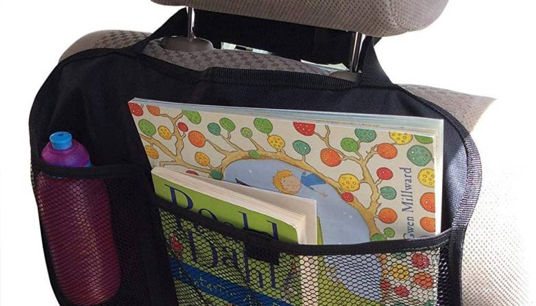 Best Organizers to Keep Your Car's Backseat Tidy