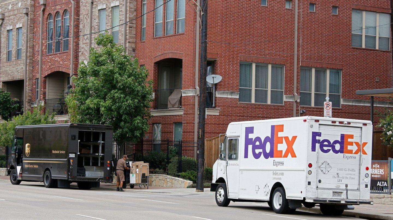 FedEx Scam Text