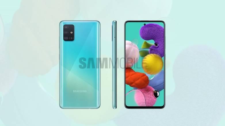 Galaxy A51 release date