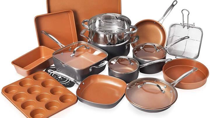Amazon Nonstick Cookware Set