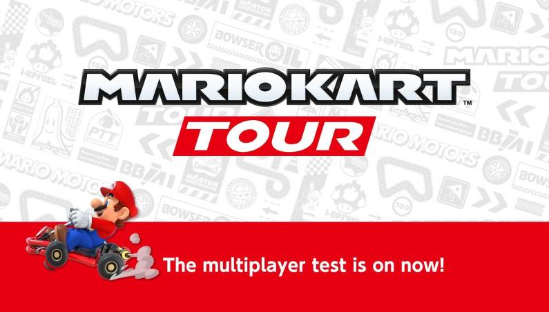Mario Kart Tour multiplayer beta