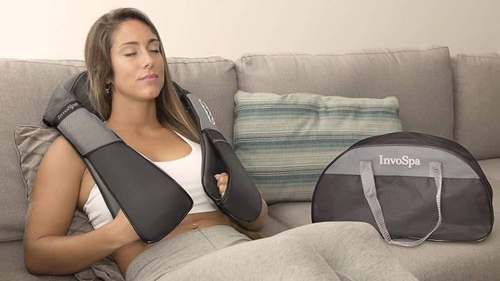 Amazon Neck and Back Massager Deals