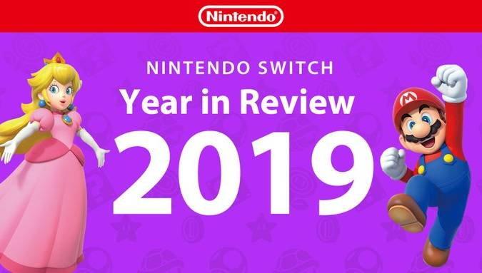 Nintendo Switch Year in Review 2019