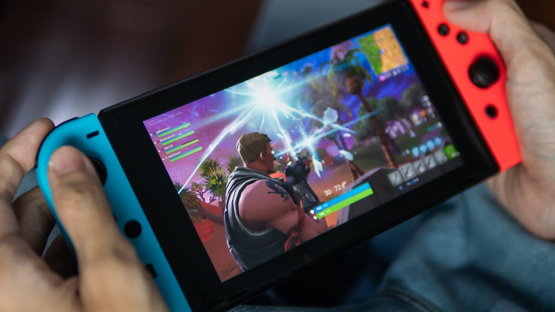 Nintendo Switch update