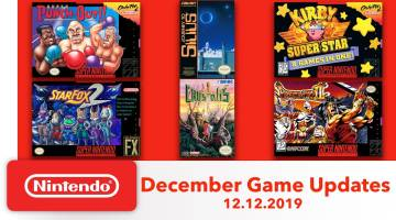 Nintendo Switch Online free games