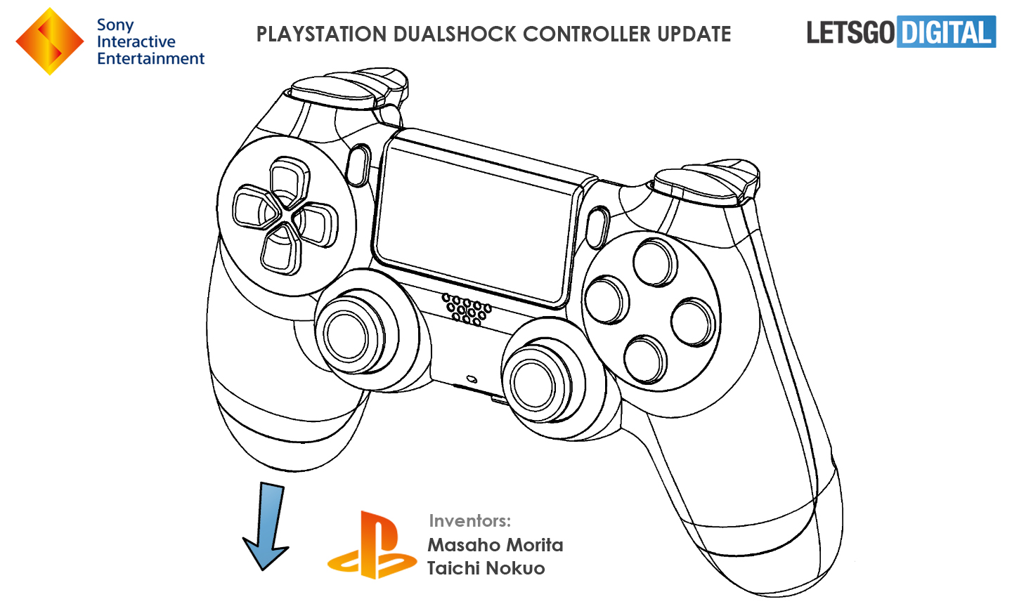 The Ps5 Controller Might Have A Few Secret Features That Sony Isn T Ready To Talk About Bgr