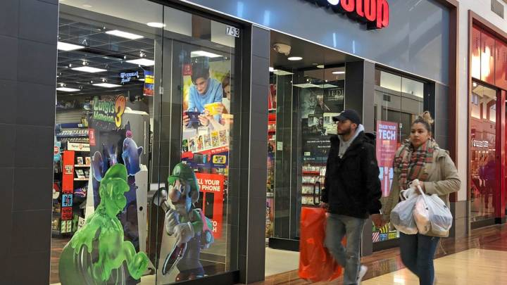 GameStop Winter Sale