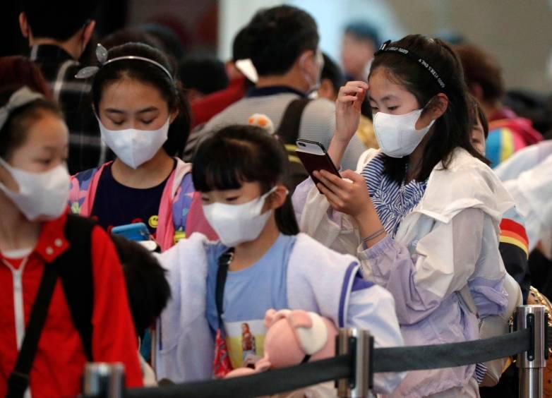 coronavirus outbreak size