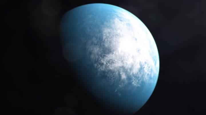 earth-like exoplanet