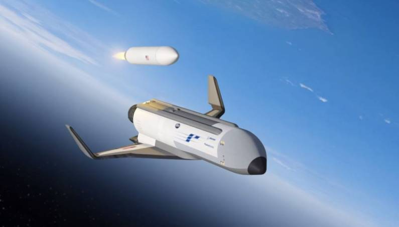 boeing space plane