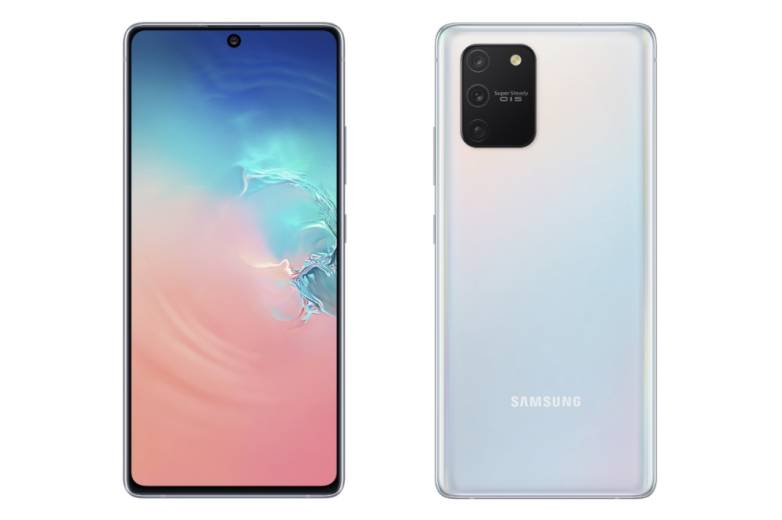 Galaxy S10 Lite vs. Note 10 Lite