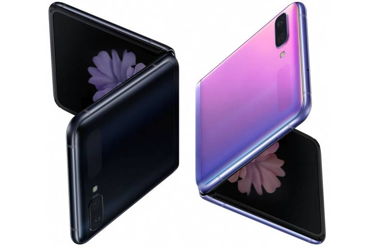 Galaxy Z Flip leaked images