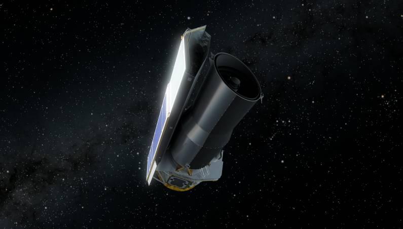 spitzer telescope dead