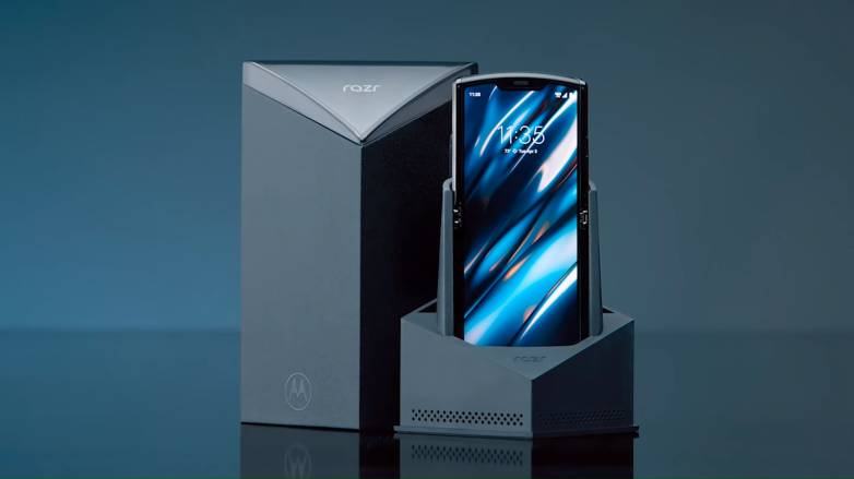 Motorola Razr Screen Damage