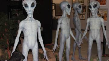 do aliens exist