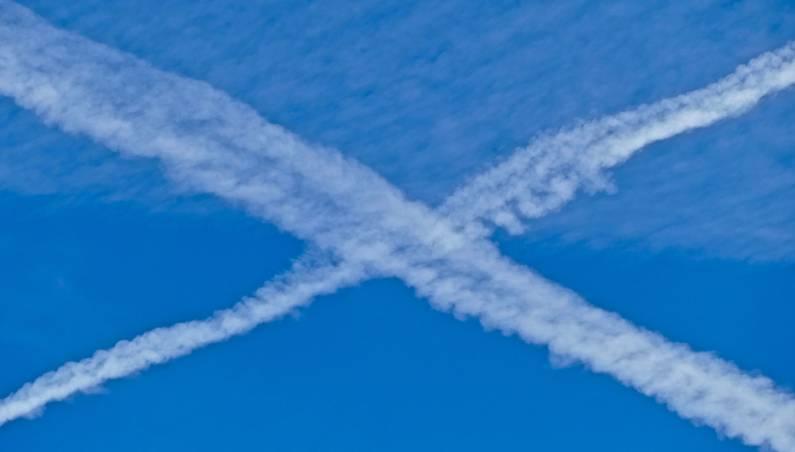 plane pollution
