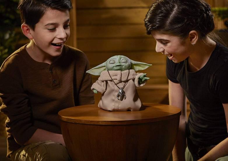 Baby Yoda Animatronic Amazon Pre Order