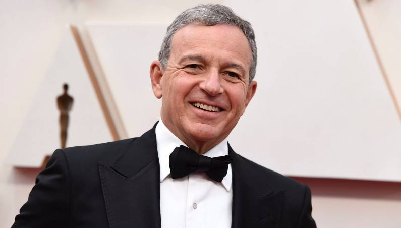Disney CEO Bob Iger
