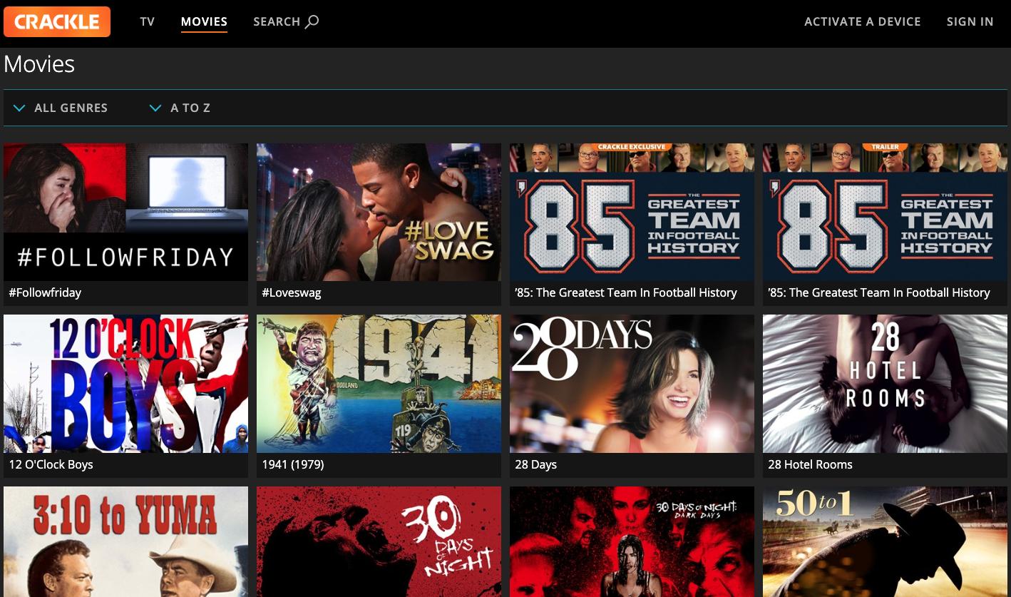 10 netflix alternatives that stream movies and tv shows for free bgr netflix alternatives that stream movies
