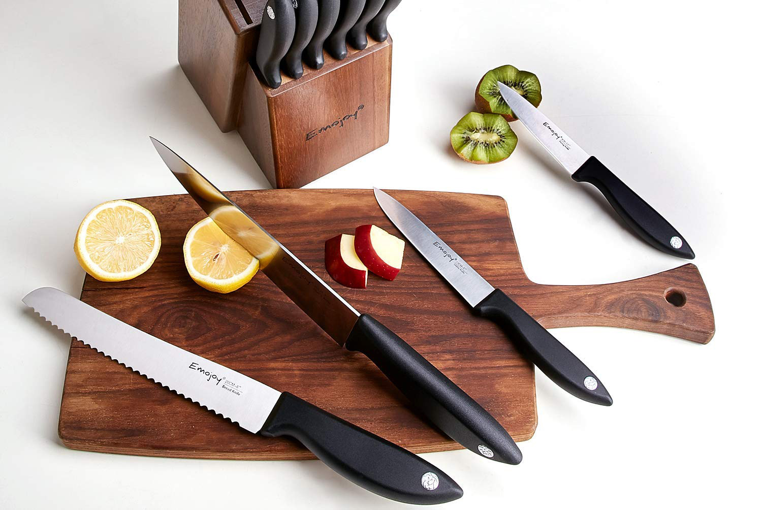 Amazon Sale Gets You A 15 Piece Stainless Steel Knife Set For 34 Instead Of 120 Bgr