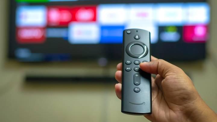 Fire TV Remote