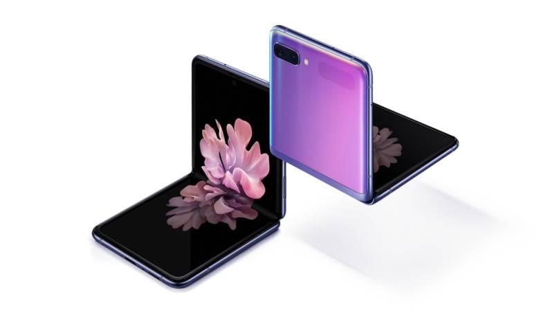 Galaxy Z Flip sales