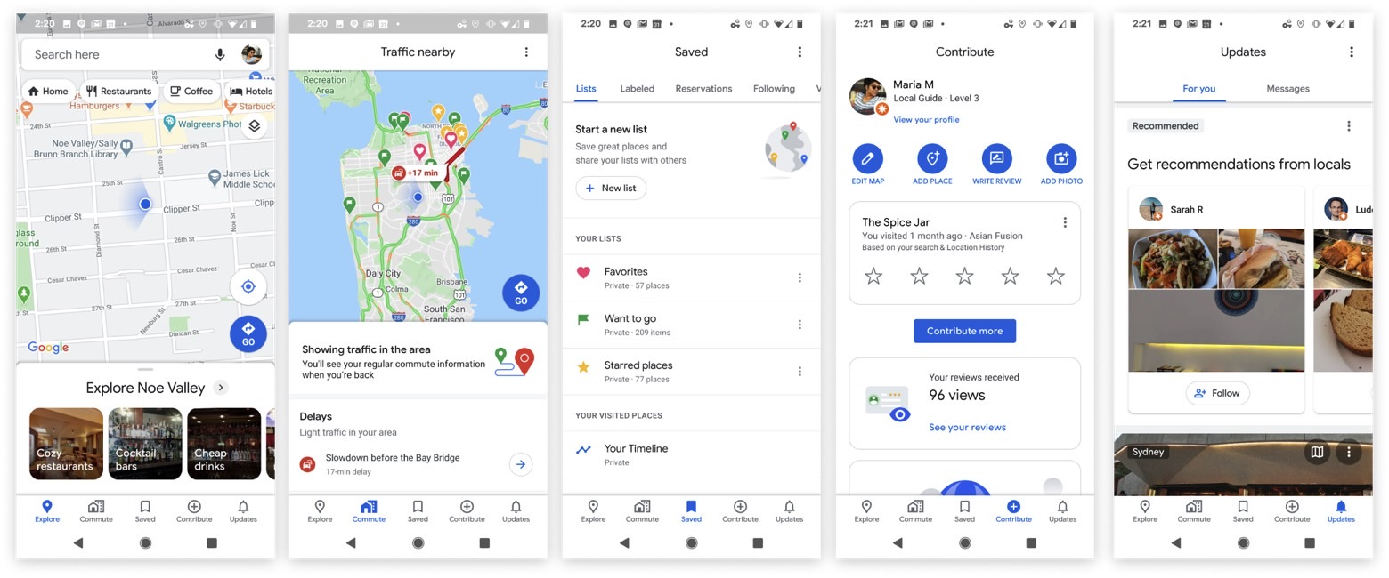 Google's biggest Google Maps update in years is now widely available on  Android and iPhone – BGR