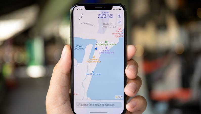 Apple Maps vs. Google Maps
