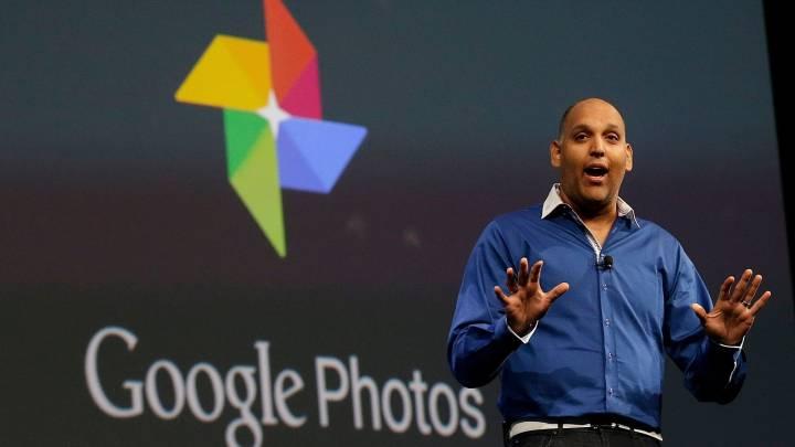 Google Photos technical issue