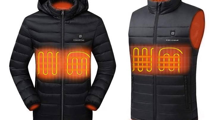 Heated Jacket Sale