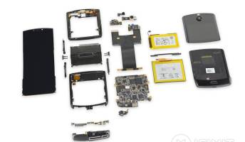 Motorola Razr teardown
