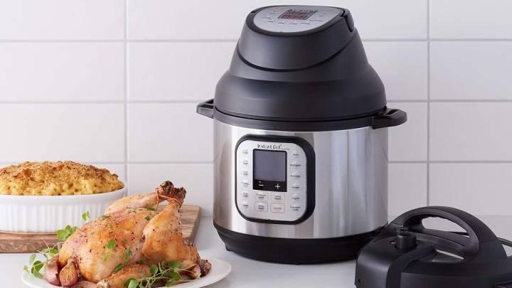 Instant Pot Air Fryer Lid Amazon