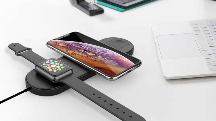 Wireless Triple Charger