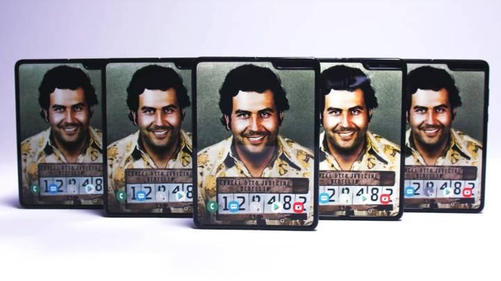 Pablo Escobar Fold 2