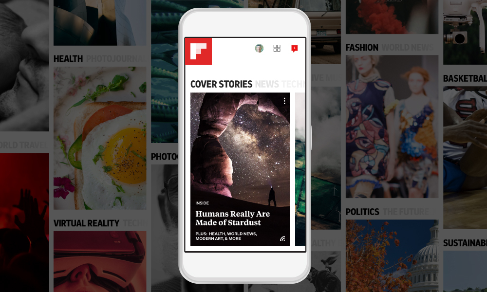 Flipboard just became even more of a must-have app for news junkies