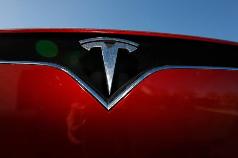 Tesla Stolen