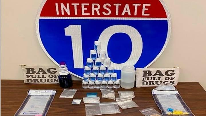 Florida drug bust