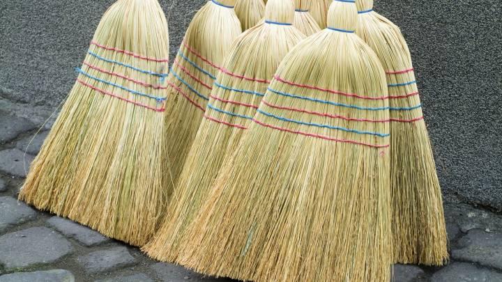 Nasa broom