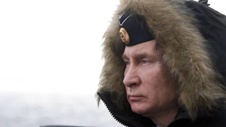 Russia satellite