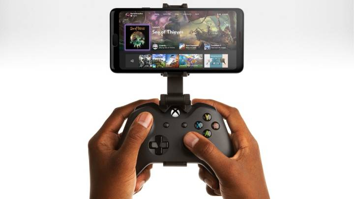 Xbox Series X cloud gaming