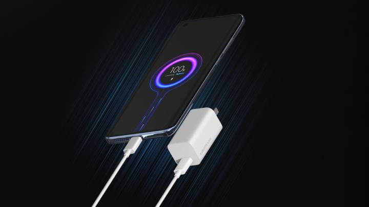 iPhone fast charging